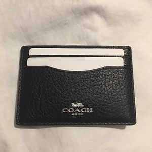 bdcb377f6e ... Coach Card Holder Case - brand new with tags
